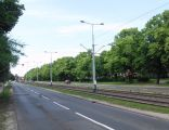 Gdańsk ulica Hallera