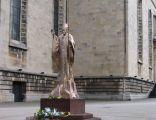 Pomnik Papieża Jana Pawła II w Katowicach