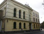 Ciechanów, bank, ul.3 maja 3, 02; Kot