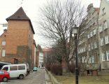 Gdańsk ulica Za Murami