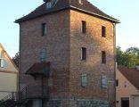 Baszta Żeglarska front, Frombork