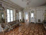 Sala jadalna Biały Domek Łazienki Królewskie