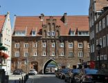 Brama Chlebnicka w Gdansku 001