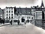 Danzig Kuhbrücke und Kuhtor