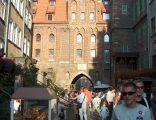 Gdańsk, Mariacka Street