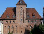 Gdańsk Główne Miasto -ul. Szeroka - Żuraw