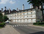 Widok na Browar Namysłów z ulicy 3-Maja