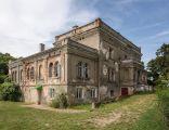 Pałac w Brzózce