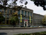 Technikum Włókiennicze w Łodzi przy ulicy Żeromskiego 115
