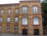 Zabytkowy budynek szkoly w Slubicach 2