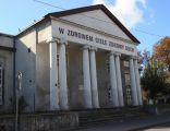 Sokolnia budynek Towarzystwa gimnastycznego Sokol Inowroclaw ul.Szmborska4 02 iwona