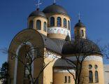 Częstochowa cerkiew Częstochowskiej Ikony Matki Bożej 28.04.2012 p2
