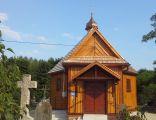 Czarna wielka cerkiew