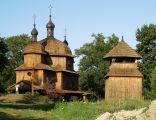 Cerkiew grekokatolicka Narodzenia NMP z Tarnoszyna w Muzeum Wsi Lubelskiej w Lublinie