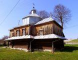 Prusie, Kościół filialny parafii w Werchracie - fotopolska.eu (202525)