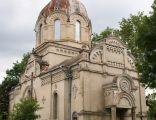 Krzywcza, starý kostel