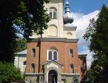 Krynica-Zdrój, cerkiew Apostołów Piotra i Pawła
