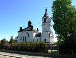 Podlaskie - Choroszcz - Choroszcz - Lipowa - Cerkiew Opieki Matki Bożej w Choroszczy