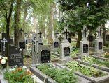 Grabarka - cmentarz