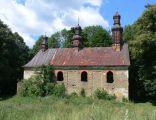 Królik Wołoski ruiny cerkwi 2008-07-27
