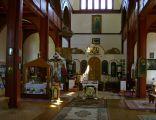 Lidzbark Warmiński-cerkiew wnetrze
