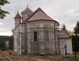 Korytniki, kostel, rekonstrukce