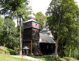 Dawna cerkiew greckokatolicka w Roztoce Wielkiej