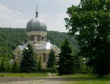 Polany koło Krempnej, cerkiew p.w. św. Jana Złotoustego