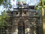 Kaplica prawosławna (mauzoleum) w Chróścinie