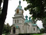Cerkiew św. Kosmy i Damiana w Rybołach, gmina Zabłudów, podlaskie