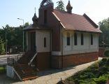 Budynek forteczny – blokhauz nr 1 (przyziemie nadbudowanej cerkwi p.w. św. Maksymiliana Gorlickiego)
