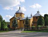 Kościół w miejscowości Leszczowate