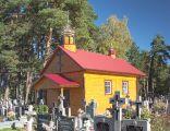 Kaplica pw. Świętych Wiery, Nadziei, Luby i Matki Ich Zofii w Żerczycach 04