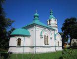 Ciechanowiec - cerkiew prawosławna pw. Wniebowstąpienia Pańskiego