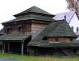 Rudka wooden church 10