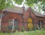 Jarocin - cmentarz ewangelicki, kaplica