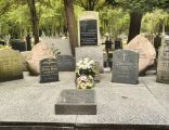 Białogardzki cmentarz komunalny - lapidarium niemieckie