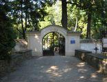 Sandomierz - Cmentarz katedralny