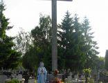 Cm św Wincentego Bdg krzyż