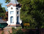 Kapliczka przydrożna przy Budowlanych