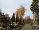 Parish Cemetery in Mogila (general view), osiedle Wandy, Nowa Huta, Krakow, Poland