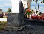 OPOLE cmentarz XIXw Na Grobli - fragment. sienio