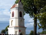 Kapliczka-dzwonnica na Grobli