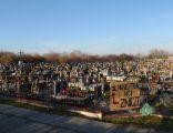 Cmentarz na Okeciu-Cemetery in Okecie