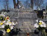 Stanislaw Tarkowski's grave, parish cemetery, Rudawa village, Krakow County, Lesser Poland Voivodeship, Poland