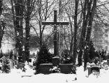 Cemetery Poznan Chrobrego