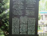 Cmentarz przy Brackiej w Katowicach