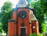 Cmentarz przy Gliwickiej w Katowicach