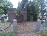 Cmentarz przy Le Ronda w Katowicach