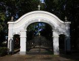 Cmentarz par. św. Bonawentury, 1827 Pakość AW 03